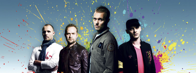A Rush Of Coldplay