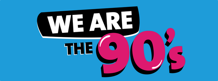 We Are The 90`s